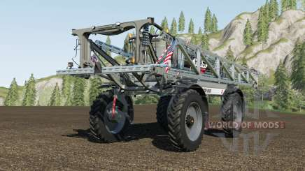 Hardi Rubicon 9000 capacity 40000 liters für Farming Simulator 2017