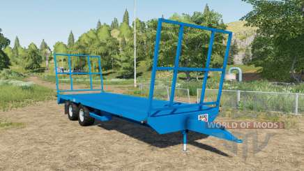 Robo bale trailer pour Farming Simulator 2017