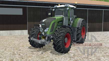 Fendt 936 Vario adjusted weight pour Farming Simulator 2015