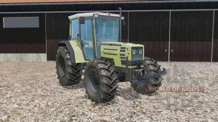 Hurlimann H-488 Turbo revised textures pour Farming Simulator 2015