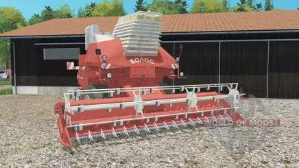 SK-6 Kolos arbeiten Licht für Farming Simulator 2015