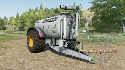 Joskin Modulo2 9000 ME pour Farming Simulator 2017