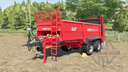 SIP Orion 120 TH tyre selection für Farming Simulator 2017
