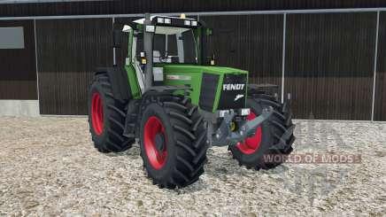 Fendt Favorit 926 Vario forest green pour Farming Simulator 2015