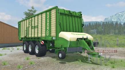 Krone ZX 550 GD multistraw für Farming Simulator 2013