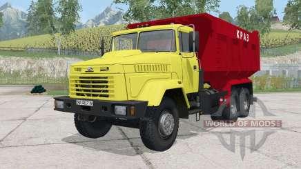 KrAZ-65055 für Farming Simulator 2015