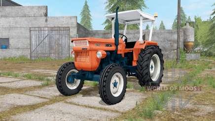 Fiat 400〡500 Serie für Farming Simulator 2017