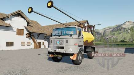 IFA W50 sprayer für Farming Simulator 2017