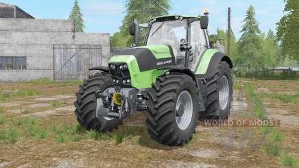 Deutz-Fahr Serie 7 TTV Agrotron with IC für Farming Simulator 2017