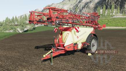Hardi Navigator 6000 work speed 30 km-h für Farming Simulator 2017