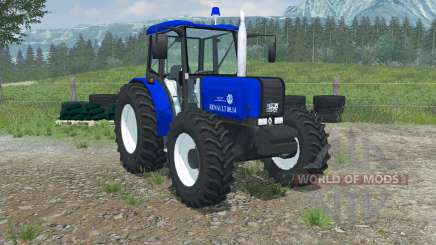 Renault 80.14 medium blue für Farming Simulator 2013