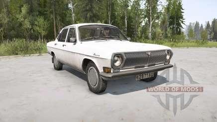 GAZ 24-10 Volga v1.1 pour MudRunner