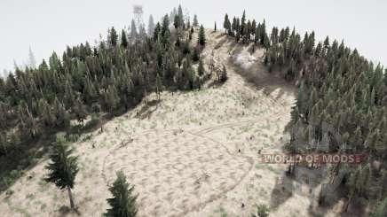 Shuksan logging pour MudRunner