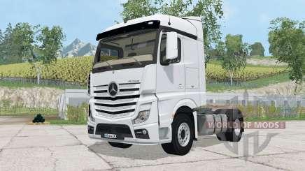 Mercedes-Benz Actros pour Farming Simulator 2015