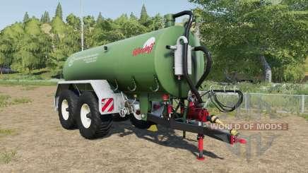 Wienhoff 20200 VTW added tire choice pour Farming Simulator 2017