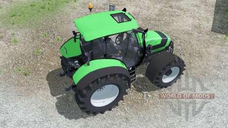 Deutz-Fahr Agrotron TTV 1145 für Farming Simulator 2013