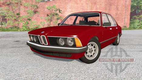 BMW 733i (E23) 1979 pour BeamNG Drive