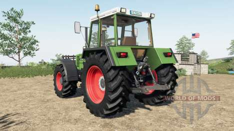 Fendt Favorit 600 LSA Turbomatik E für Farming Simulator 2017