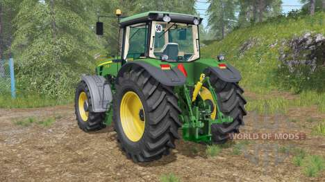 John Deere 8000-series für Farming Simulator 2017