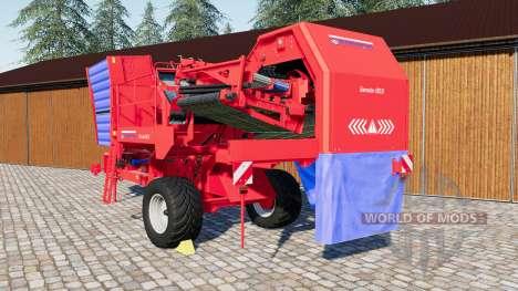 Grimme SE 260 StacMec für Farming Simulator 2017