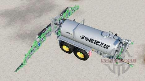 Joskin Modulo2 16000 MEB für Farming Simulator 2017