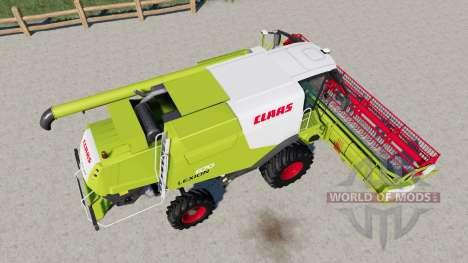Claas Lexion 670 für Farming Simulator 2017
