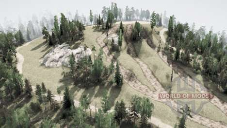 Limes Mud Park pour Spintires MudRunner