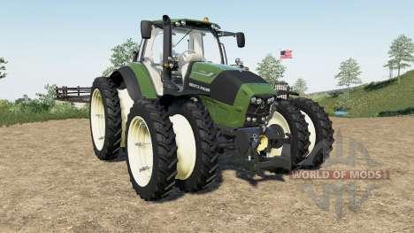 Deutz-Fahr Serie 7 TTV Agrotron pour Farming Simulator 2017