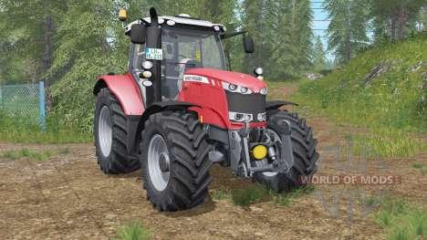 Massey Ferguson 6600 für Farming Simulator 2017