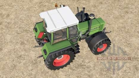 Fendt Favorit 600 LSA Turbomatik E für Farming Simulator 2017