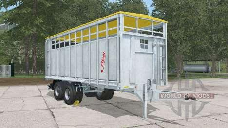 Fliegl TTW für Farming Simulator 2015