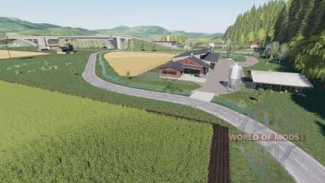 Falkland pour Farming Simulator 2017