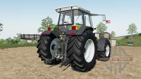 Deutz-Fahr AgroStar 6.08 pour Farming Simulator 2017