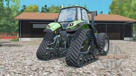 Deutz-Fahr 7250 TTV Agrotron für Farming Simulator 2015
