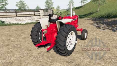 Farmall 1206 Turbo für Farming Simulator 2017