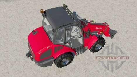 Kramer KL30.8T pour Farming Simulator 2017