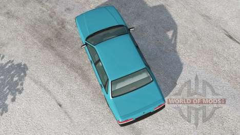 Ibishu Pessima 1988 Diesel für BeamNG Drive