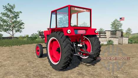 Universal 650 pour Farming Simulator 2017