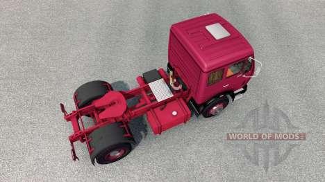 Mercedes-Benz NG 1632 für Euro Truck Simulator 2
