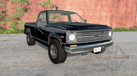 Gavril D-Series 70s für BeamNG Drive