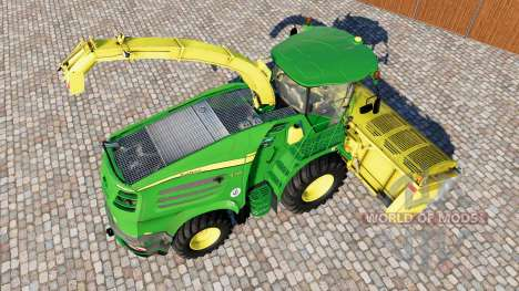 John Deere 8000i pour Farming Simulator 2017