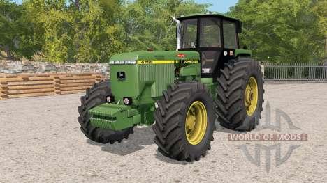 John Deere 4755 für Farming Simulator 2017