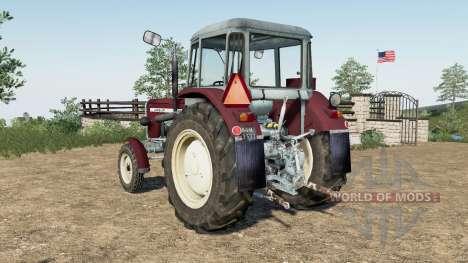 Ursuꜱ C-355 pour Farming Simulator 2017