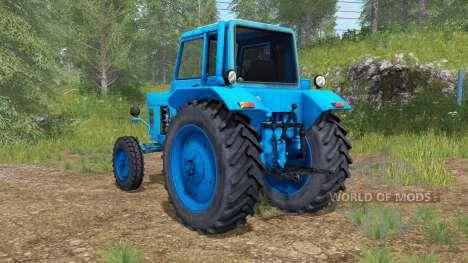 MTZ-80, Biélorussie pour Farming Simulator 2017