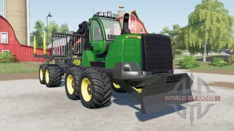 John Deere 1910G pour Farming Simulator 2017
