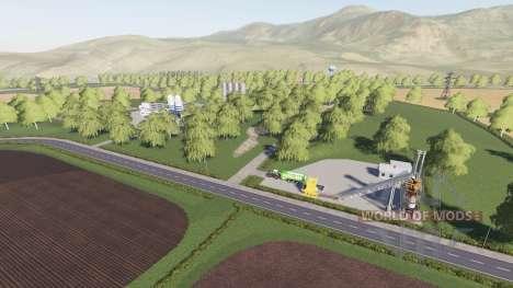 Sherwood Park Farm pour Farming Simulator 2017