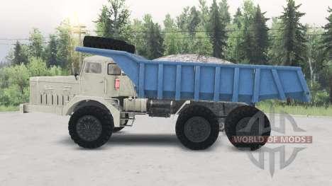 MAZ-530 für Spin Tires