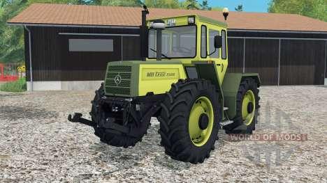 Mercedes-Benz Trac 1500 für Farming Simulator 2015