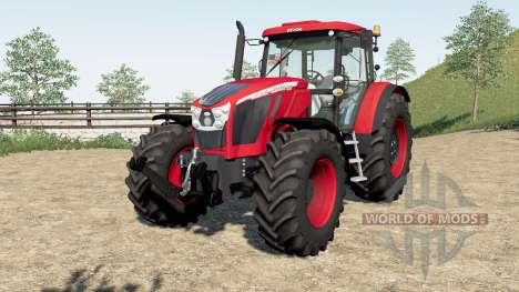 Zetor Crystal 160 pour Farming Simulator 2017