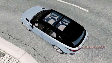 Land Rover Range Rover Velar R-Dynamic P380 HSE pour Euro Truck Simulator 2
